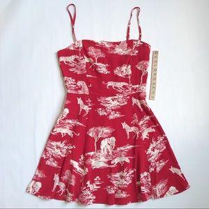 Reformation Kendall Nairobi dress